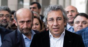Erdem Gül og Can Dündar