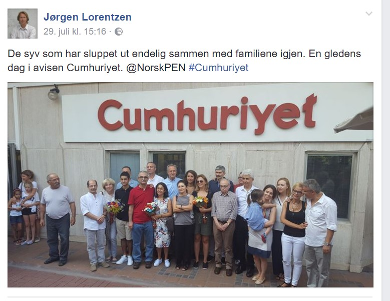rettsinstanser i norge