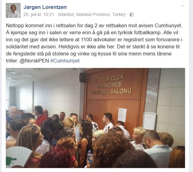 endorsed på norsk