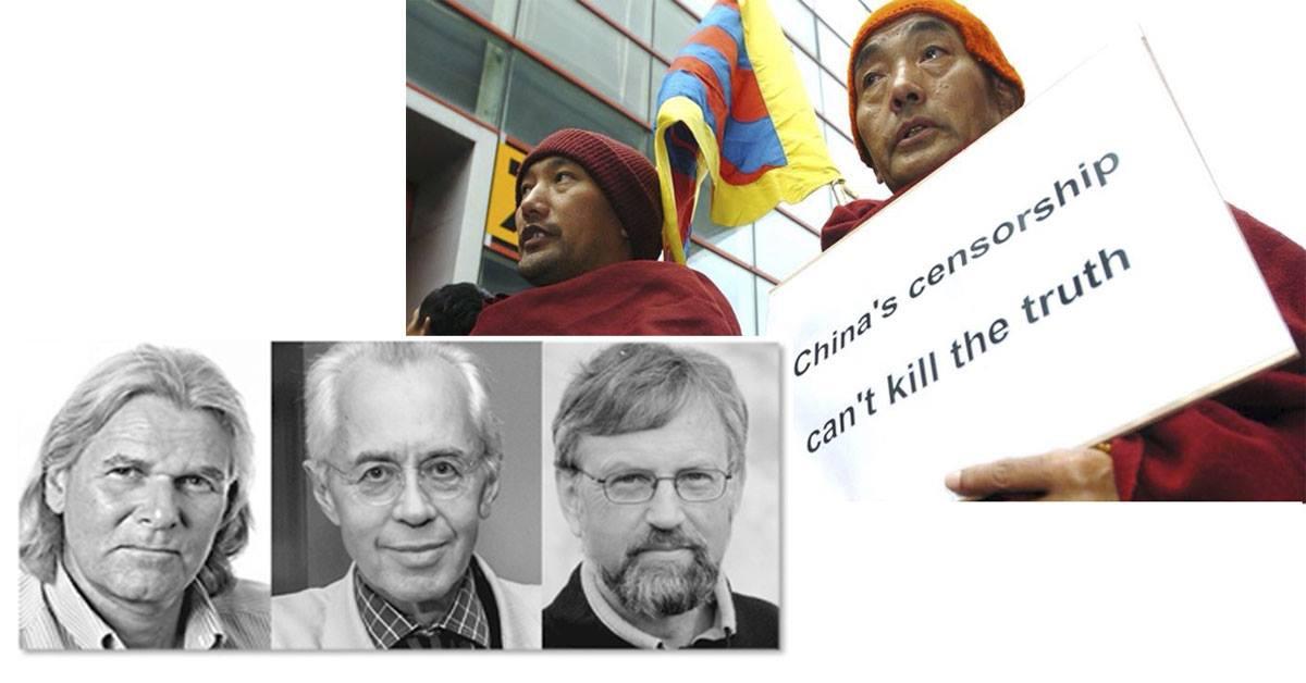 Harda straff for aktivister i tibet