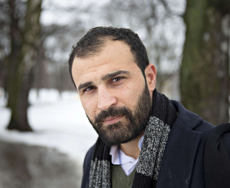 Afshin Ismaeli, Aftenposten