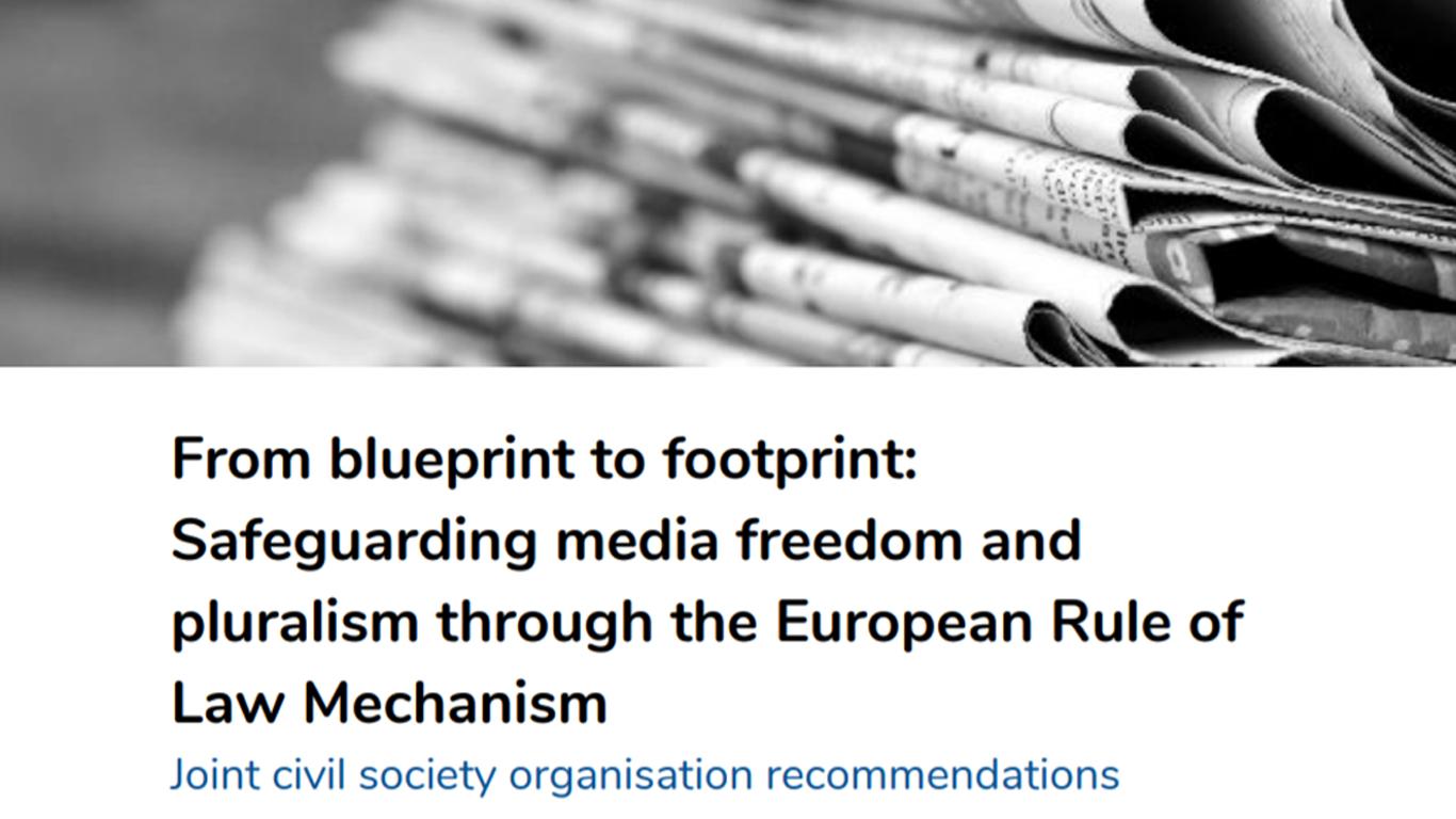 Fire anbefalinger fra oss til EU. Medieloven bør bli bedre
