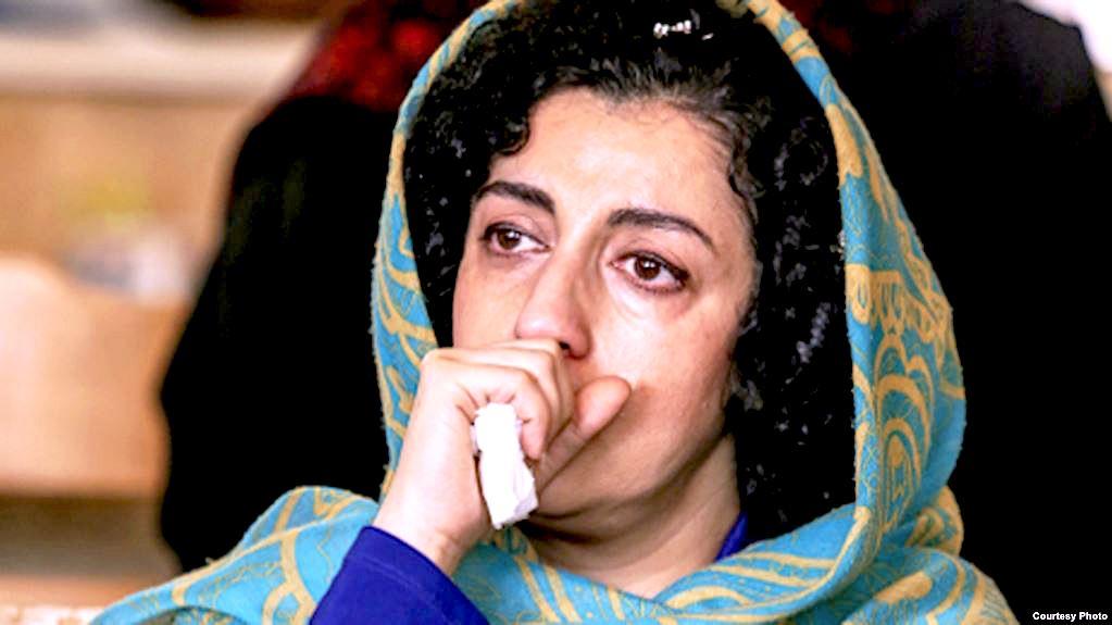 2020 Iran: Narges Mohammadi