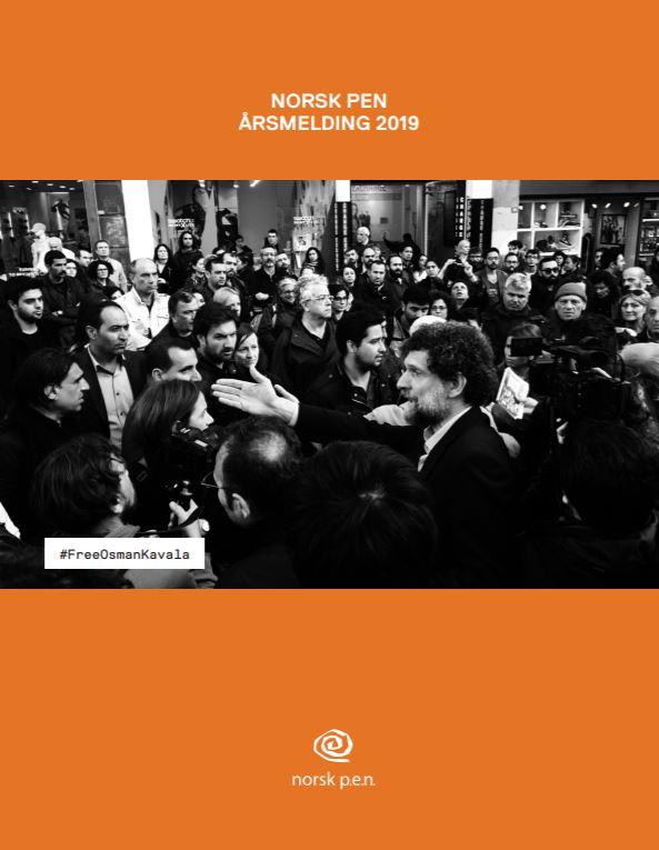 Norsk PENs årsmelding for 2019