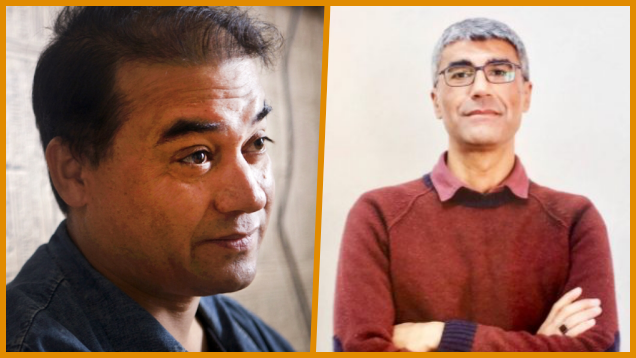 Nye æresmedlemmer i Norsk PEN: İlhan Sami Çomak og Ilham Tohti