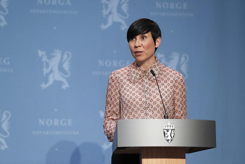 Uttalelse: Utenriksministeren må huske ytringsfriheten