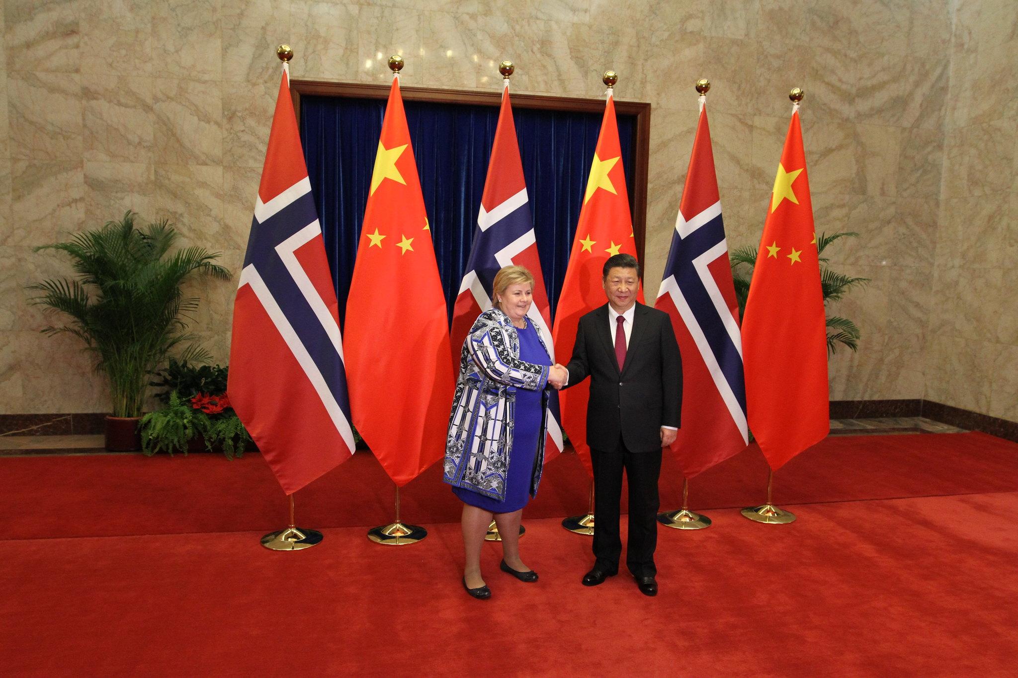 29. september: Norge og Kina: Frihandel eller ytringsfrihet?