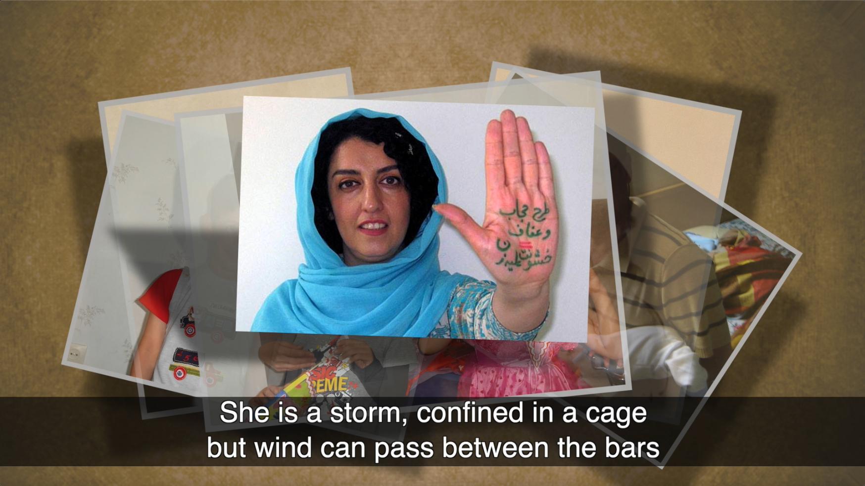 På jakt etter frihet: Narges Mohammadis brev fra fengselet