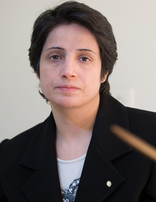 2020 Iran: Nasrin Sotoudeh