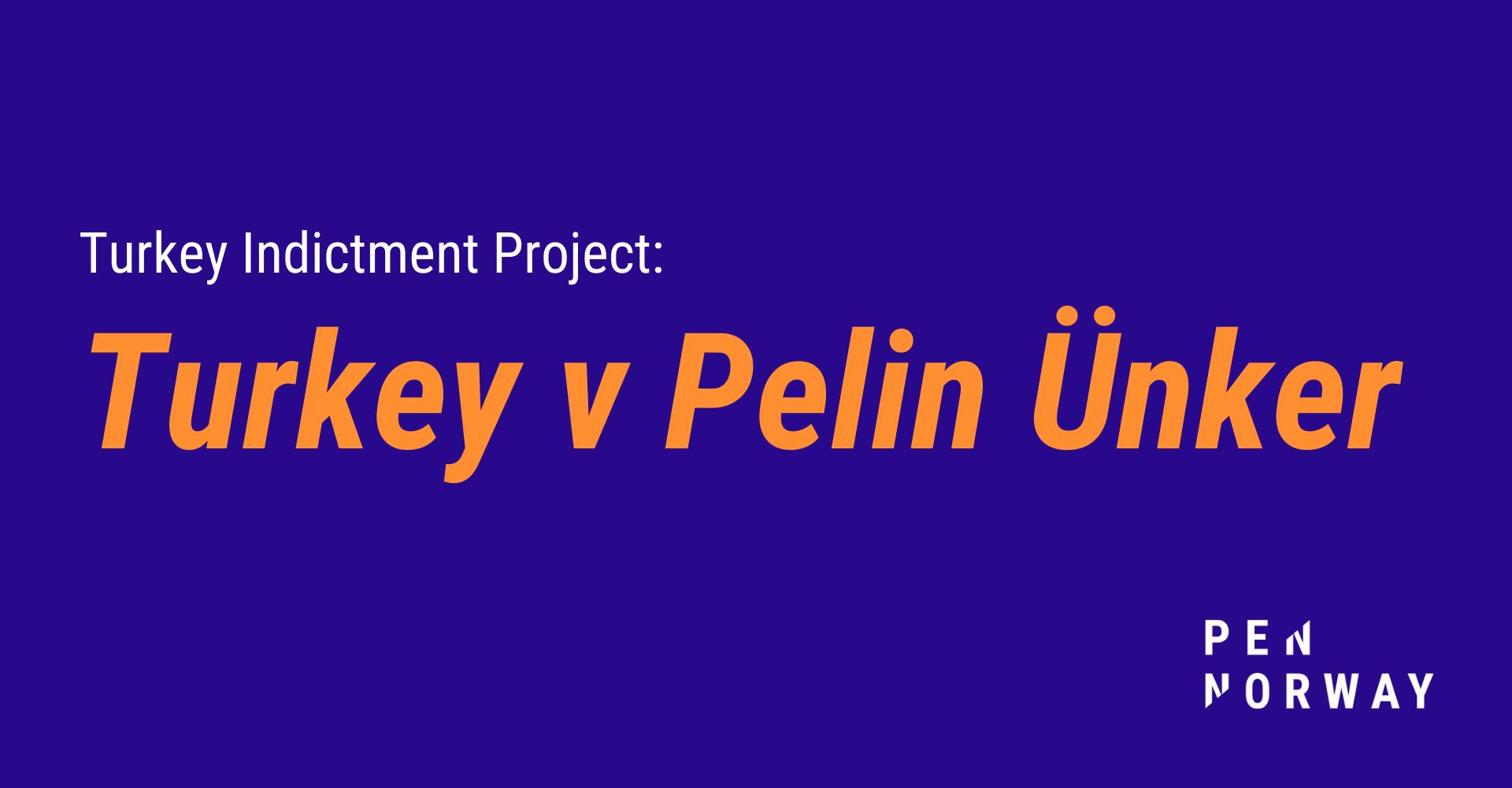 Evaluation of 'Turkey v Pelin Ünker' by Heidi Heggdal