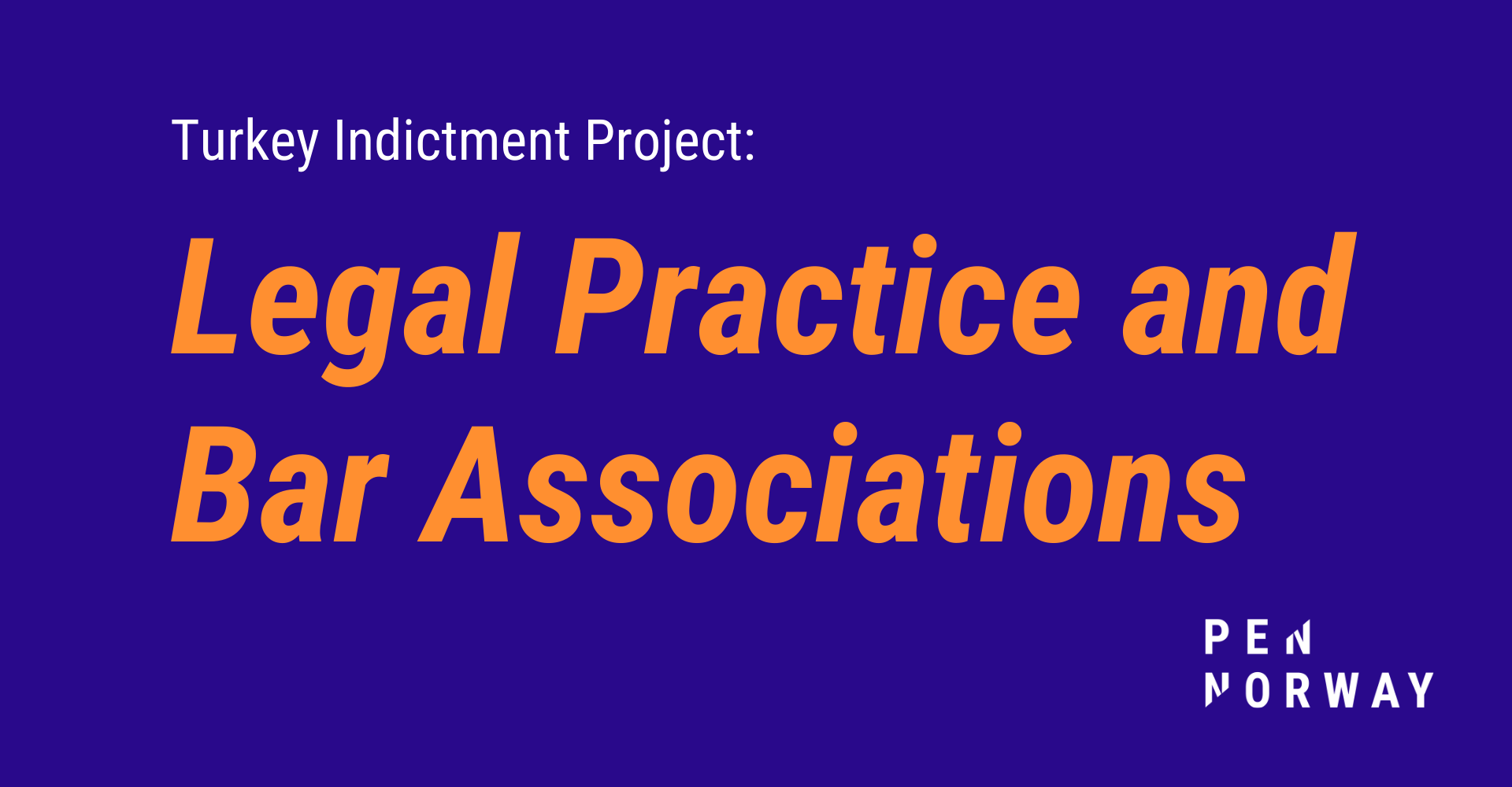 Legal Practice and Bar Associations – Where to now? By Dr. Kasım Akbaş
