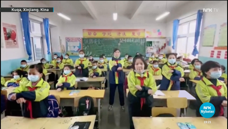 Hvorfor sender NRK propaganda fra kinesiske myndigheter?